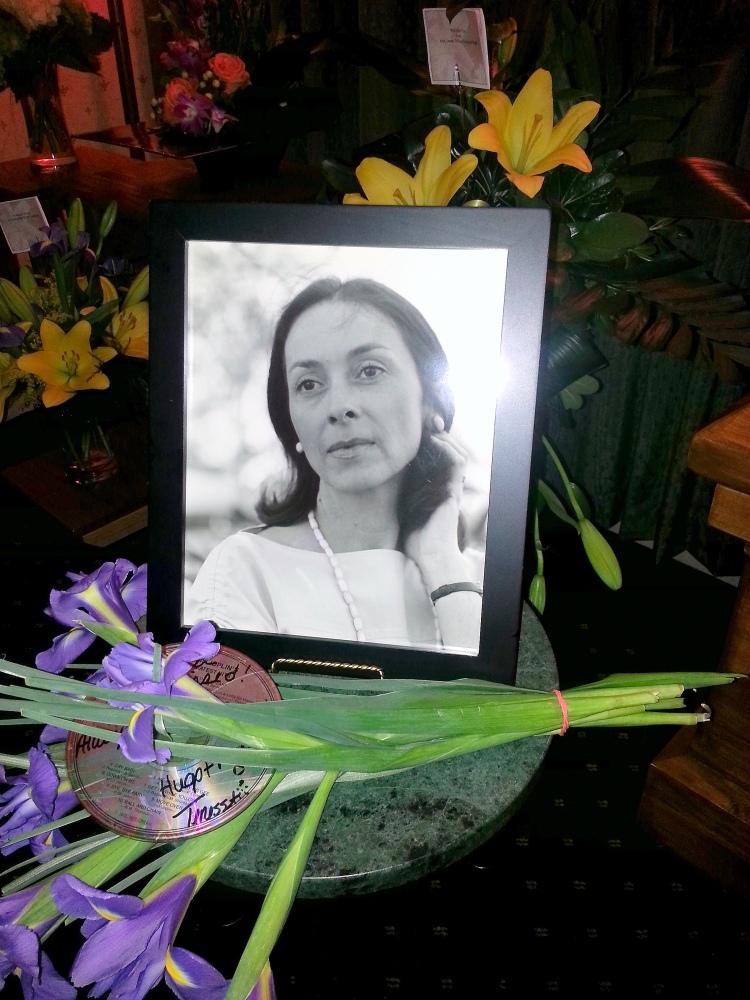 In Honor of Helen Bechdel - 1933-2013