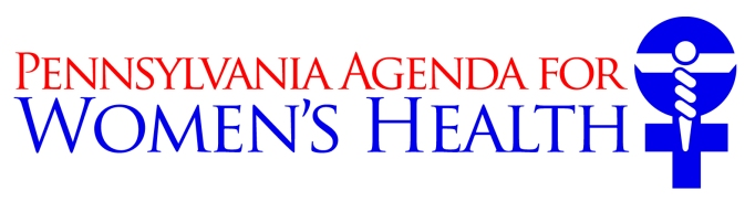 Logo for the Pennsylvania Agenda for Women's Health