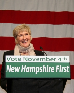 Picture of NH Executive Council Member Debora Pignatelli