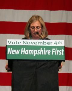 NH House Speaker Terri Norelli