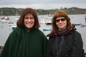 picture of Joanne Tosti-Vasey and Mary Vollery