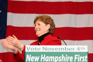 Picture of US Senator Jeanne Shaheen (NH)
