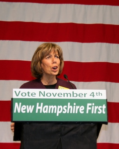 Picture of NH State Senator Bette Laskey