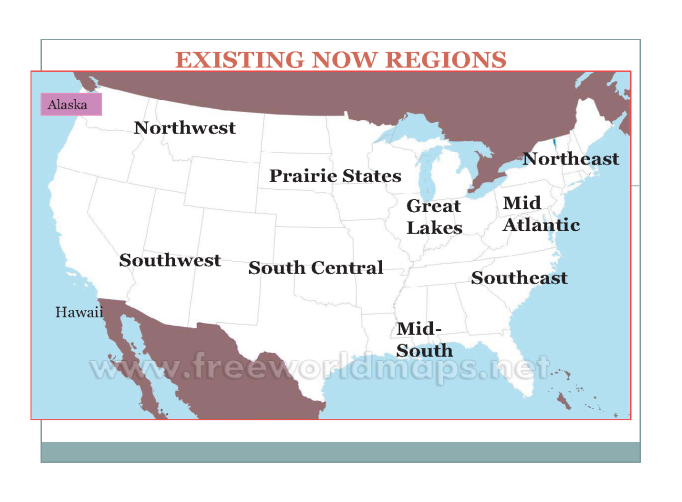 picture of current NOW regions