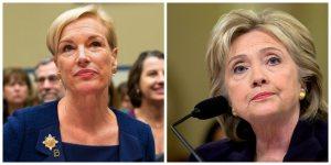 ann & Hillary